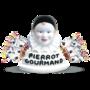 Coffret gourmandise – buste + étui 40 sucettes  - Pierrot Gourmand-1